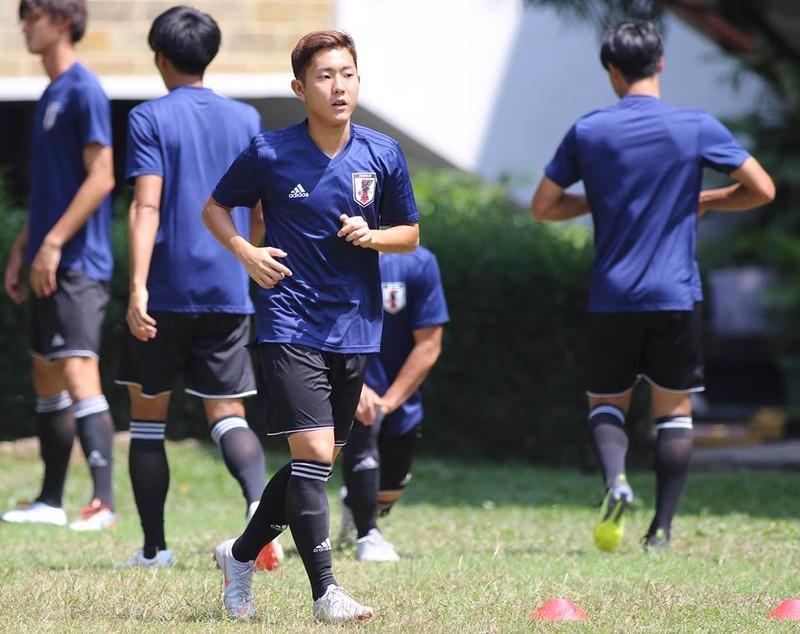 HLV Moriyasu Hajime: 'Olympic Việt Nam là đội bóng rất mạnh' - ảnh 12