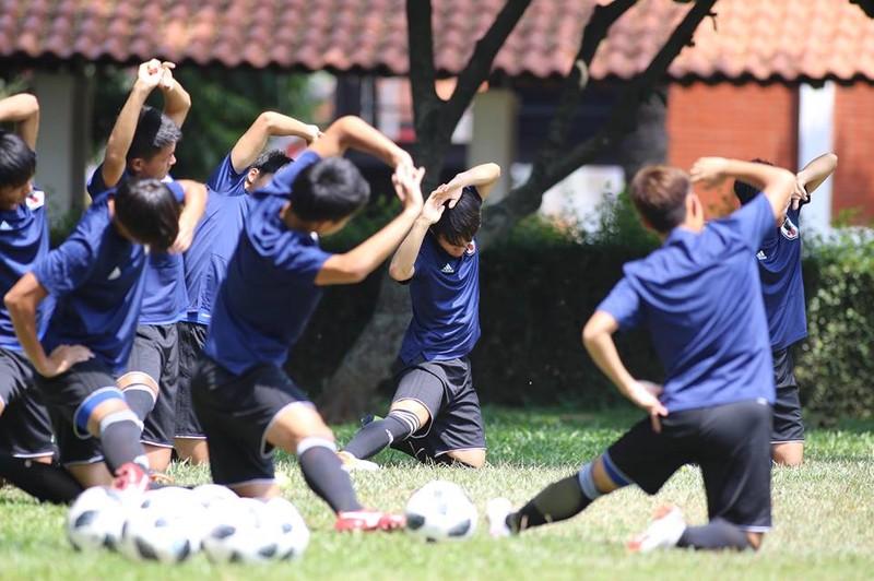 HLV Moriyasu Hajime: 'Olympic Việt Nam là đội bóng rất mạnh' - ảnh 16
