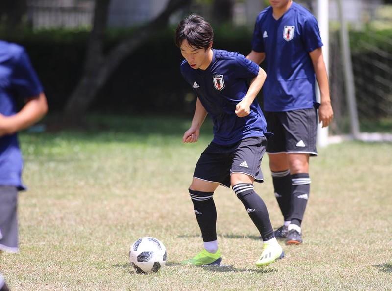 HLV Moriyasu Hajime: 'Olympic Việt Nam là đội bóng rất mạnh' - ảnh 21