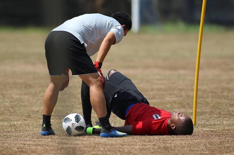 HLV Moriyasu Hajime: 'Olympic Việt Nam là đội bóng rất mạnh' - ảnh 22