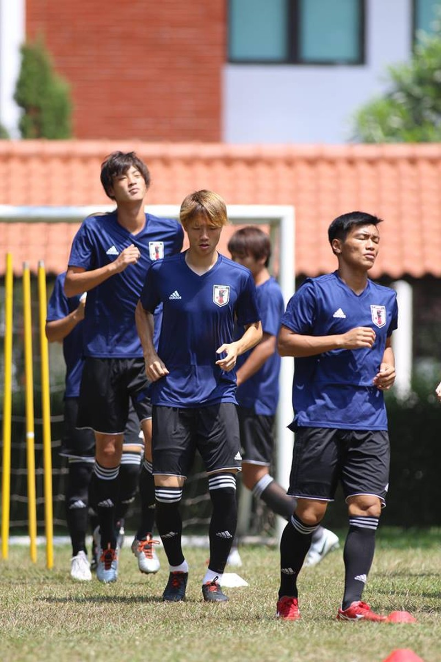 HLV Moriyasu Hajime: 'Olympic Việt Nam là đội bóng rất mạnh' - ảnh 25