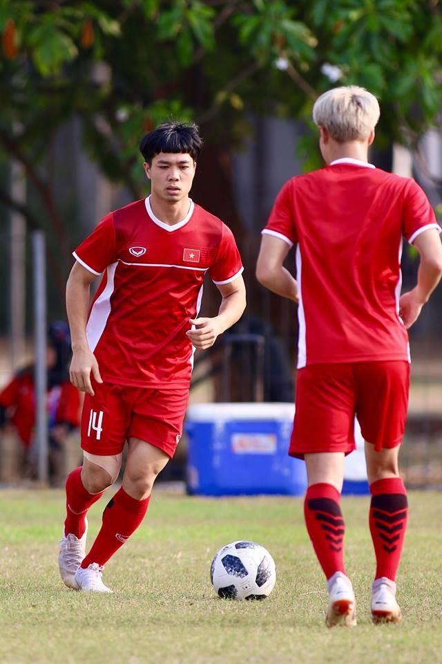 Olympic Việt Nam bí mật luyện penalty 'đấu' Nhật Bản - ảnh 11
