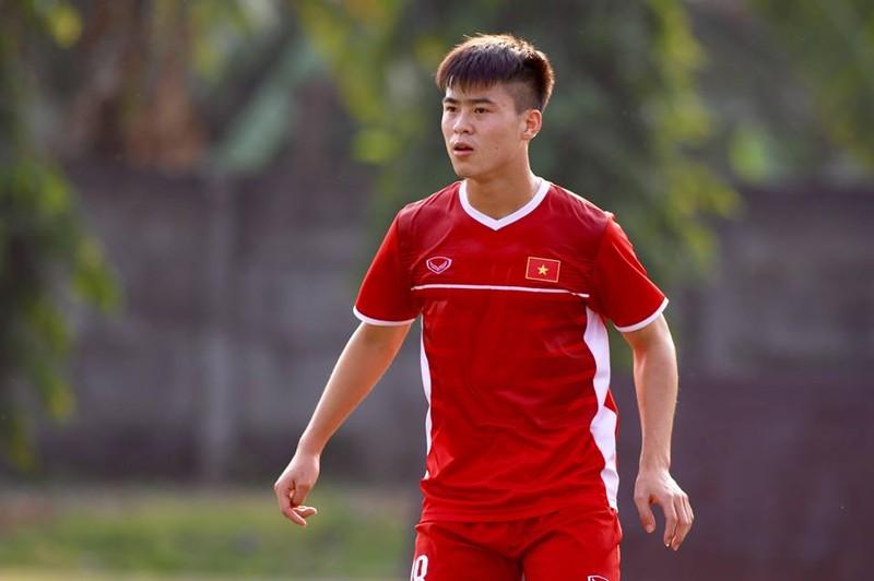 Olympic Việt Nam bí mật luyện penalty 'đấu' Nhật Bản - ảnh 12