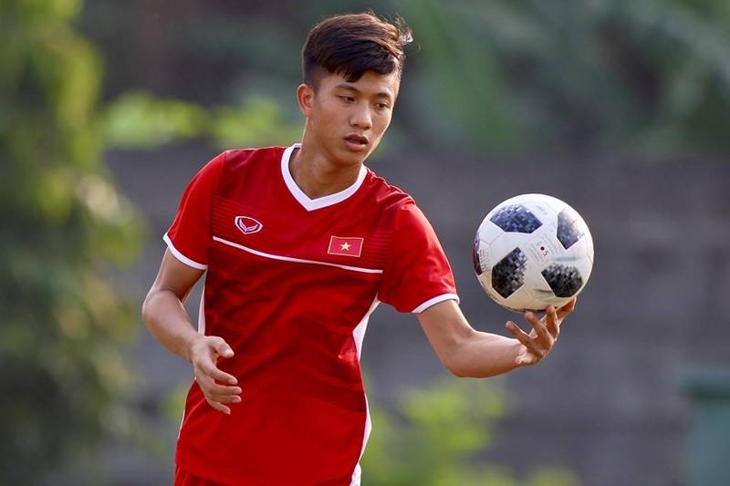 Olympic Việt Nam bí mật luyện penalty 'đấu' Nhật Bản - ảnh 15