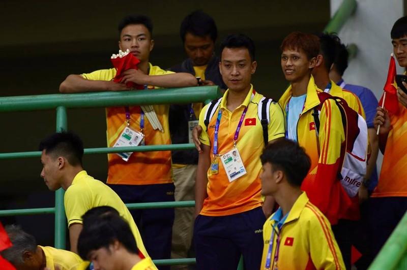 Công Phượng ghi bàn thắng vàng, Olympic VN làm nên lịch sử - ảnh 33