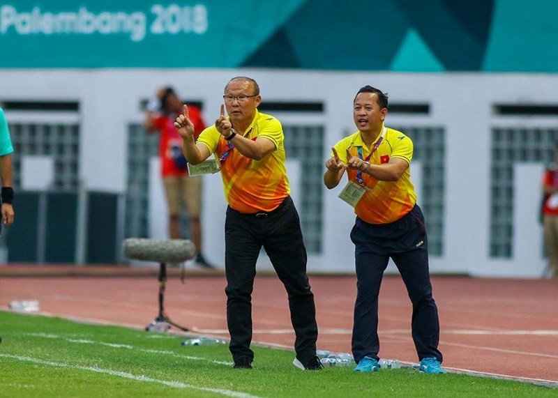 Công Phượng ghi bàn thắng vàng, Olympic VN làm nên lịch sử - ảnh 63