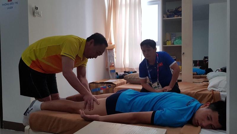 Olympic Việt Nam đón nhận tin vui - ảnh 1