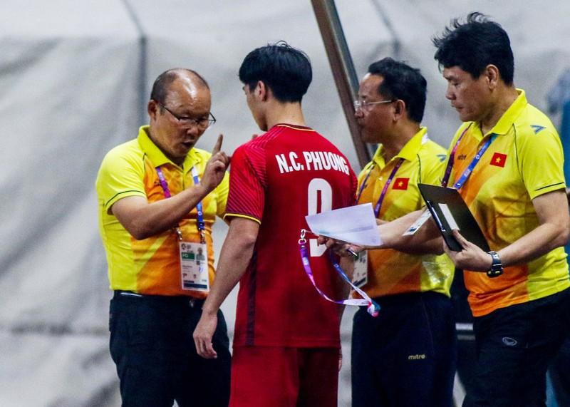 Olympic Việt Nam làm nên lịch sử, Công Phượng nói gì? - ảnh 2