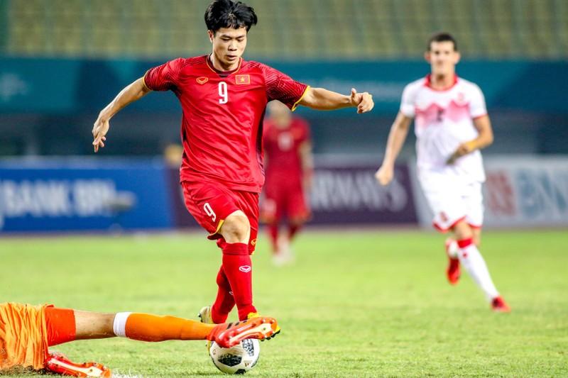 Olympic Việt Nam làm nên lịch sử, Công Phượng nói gì? - ảnh 1