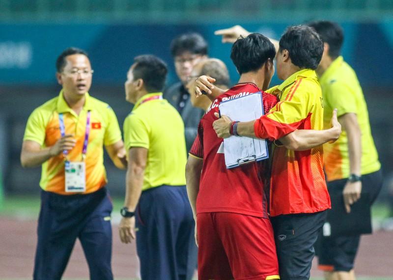 Olympic Việt Nam làm nên lịch sử, Công Phượng nói gì? - ảnh 3
