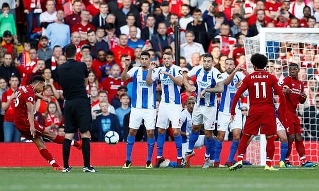 Salah tỏa sáng, Liverpool vượt Man City dẫn đầu Premier League - ảnh 1