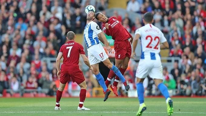 Salah tỏa sáng, Liverpool vượt Man City dẫn đầu Premier League - ảnh 2