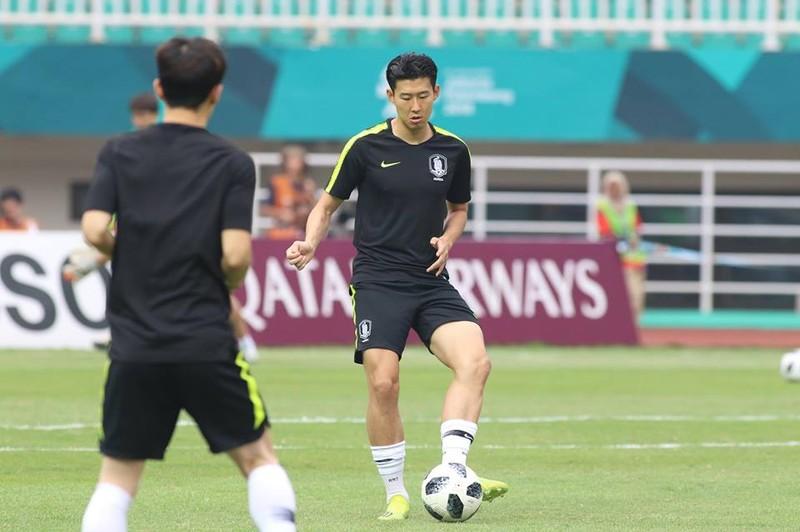 Thua Hàn Quốc, Olympic VN chia tay giấc mơ chung kết Asiad - ảnh 38