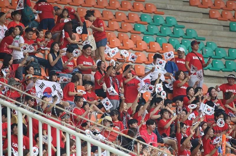 Thua Hàn Quốc, Olympic VN chia tay giấc mơ chung kết Asiad - ảnh 22