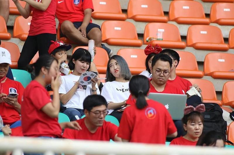 Thua Hàn Quốc, Olympic VN chia tay giấc mơ chung kết Asiad - ảnh 23