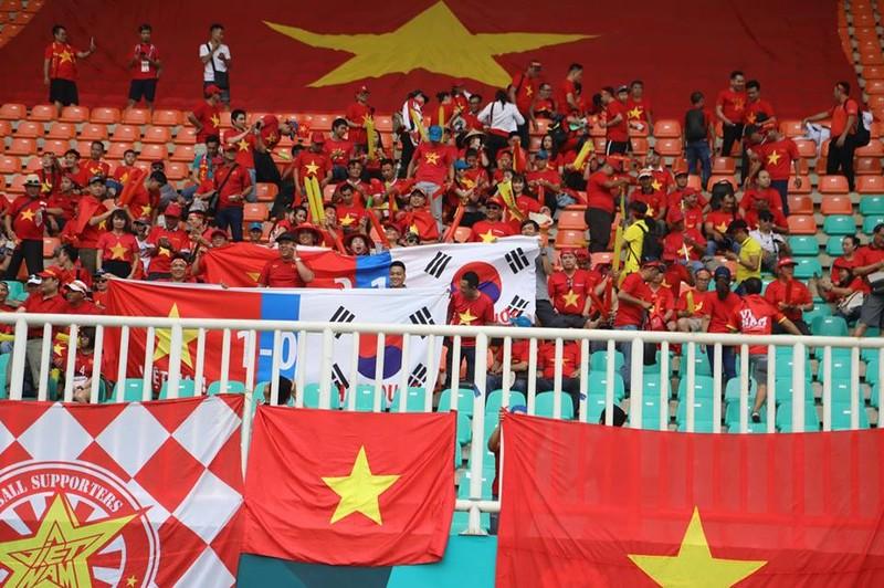 Thua Hàn Quốc, Olympic VN chia tay giấc mơ chung kết Asiad - ảnh 34