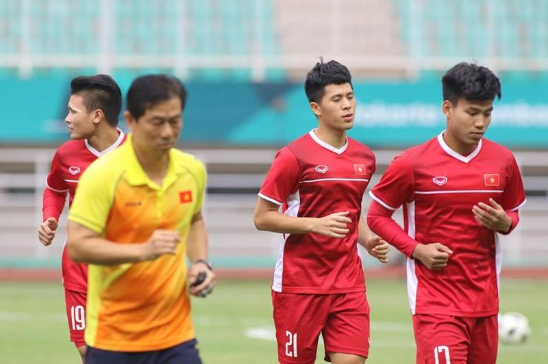 Thua Hàn Quốc, Olympic VN chia tay giấc mơ chung kết Asiad - ảnh 44