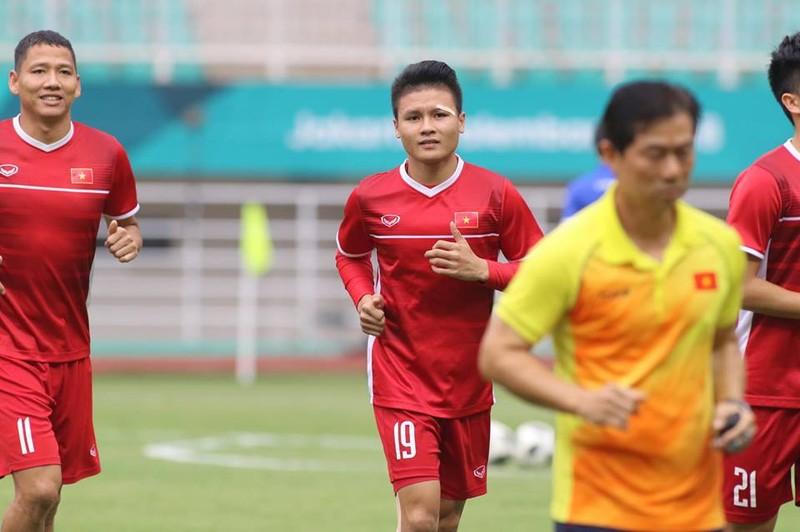 Thua Hàn Quốc, Olympic VN chia tay giấc mơ chung kết Asiad - ảnh 45