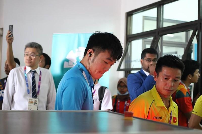 Thua Hàn Quốc, Olympic VN chia tay giấc mơ chung kết Asiad - ảnh 51