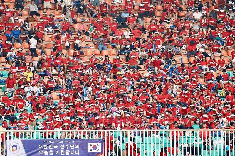 Thua Hàn Quốc, Olympic VN chia tay giấc mơ chung kết Asiad - ảnh 20