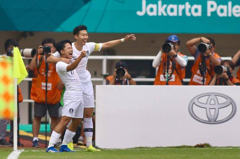 Thua Hàn Quốc, Olympic VN chia tay giấc mơ chung kết Asiad - ảnh 14