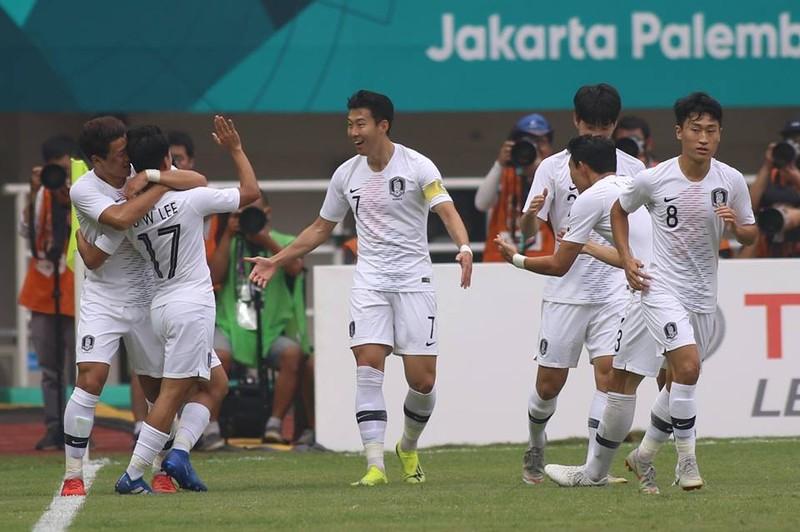 Thua Hàn Quốc, Olympic VN chia tay giấc mơ chung kết Asiad - ảnh 15