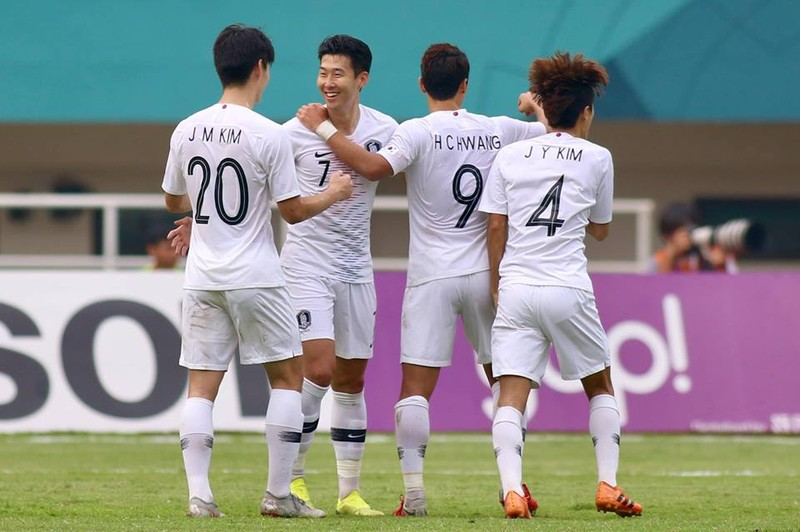 Thua Hàn Quốc, Olympic VN chia tay giấc mơ chung kết Asiad - ảnh 12