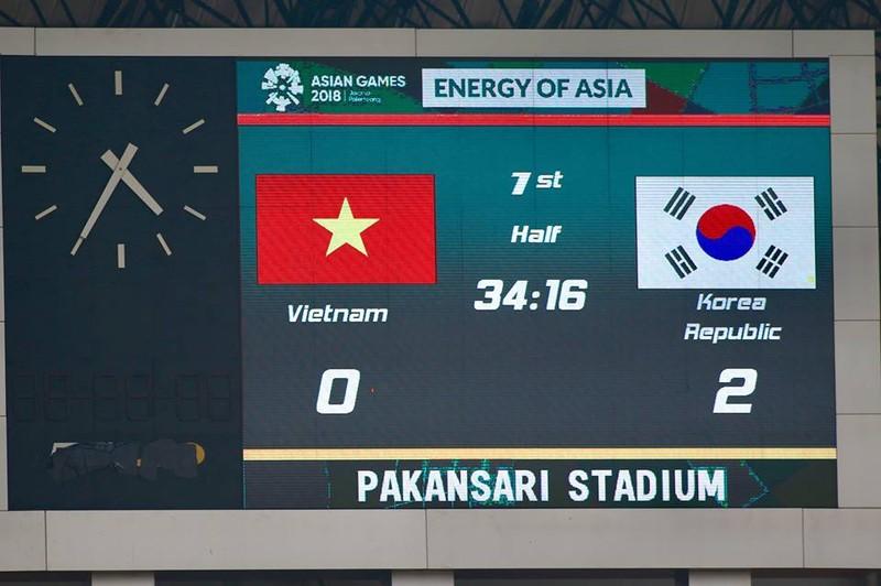 Thua Hàn Quốc, Olympic VN chia tay giấc mơ chung kết Asiad - ảnh 10
