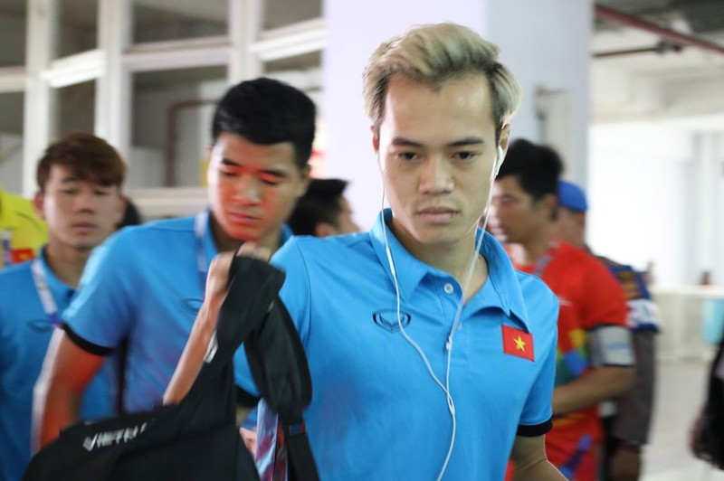 Thua Hàn Quốc, Olympic VN chia tay giấc mơ chung kết Asiad - ảnh 55