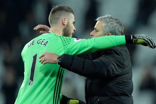 Mourinho sợ De Gea rời MU - ảnh 2