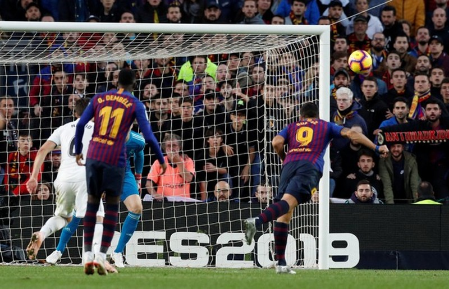 Suarez lập hat-trick, Barcelona 'nhấn chìm' Real Madrid - ảnh 4