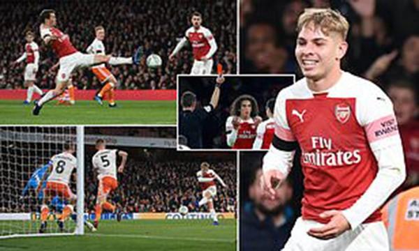 Chelsea, Arsenal, Tottenham cùng thắng: Thành London ra oai - ảnh 2