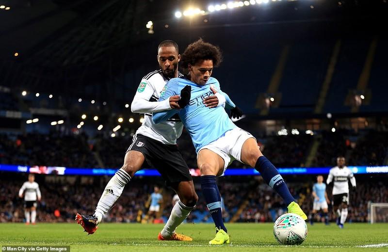 Ngôi sao bị ruồng bỏ tỏa sáng, Man City hạ gục Fulham - ảnh 2