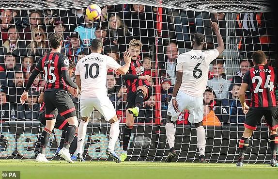 MU - Bournemouth (2-1): Hiệp 1 bỏ đi, hiệp 2... suýt bỏ phí - ảnh 5