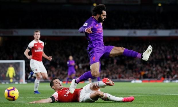 Hòa Liverpool, Arsenal bất bại 9 trận liên tục - ảnh 2