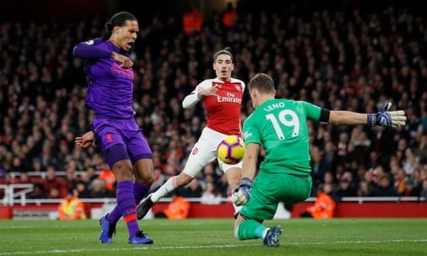 Hòa Liverpool, Arsenal bất bại 9 trận liên tục - ảnh 3