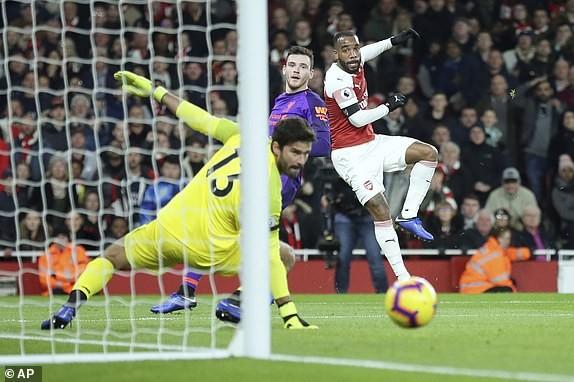 Hòa Liverpool, Arsenal bất bại 9 trận liên tục - ảnh 4