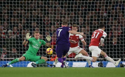 Hòa Liverpool, Arsenal bất bại 9 trận liên tục - ảnh 5