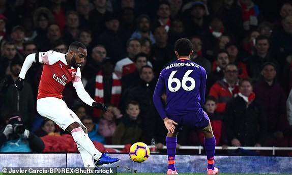 Hòa Liverpool, Arsenal bất bại 9 trận liên tục - ảnh 6