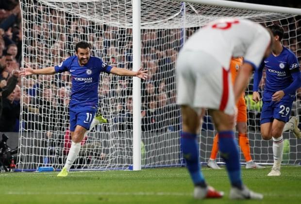 Morata tỏa sáng, Chelsea vượt mặt Liverpool - ảnh 4