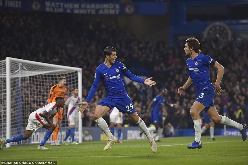 Morata tỏa sáng, Chelsea vượt mặt Liverpool - ảnh 5