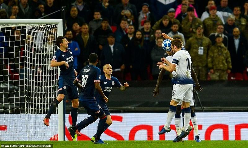 Barcelona bị cầm chân, Kane giúp Tottenham nuôi hy vọng - ảnh 4