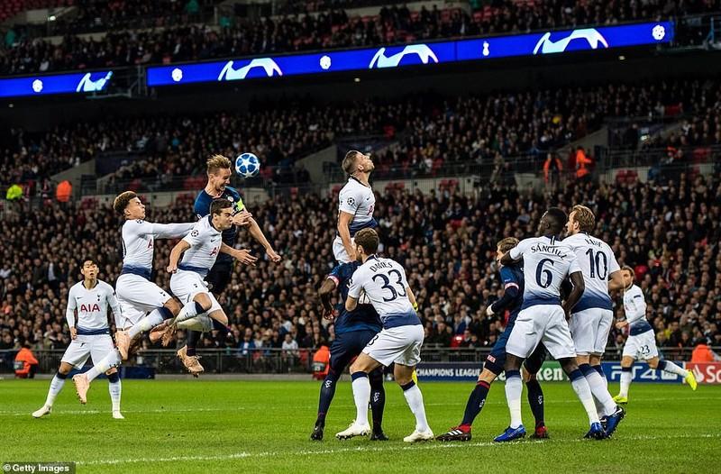 Barcelona bị cầm chân, Kane giúp Tottenham nuôi hy vọng - ảnh 5