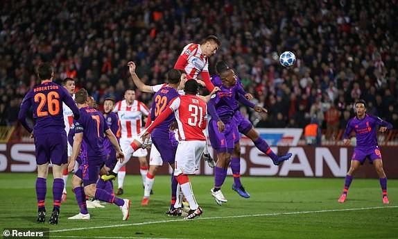Liverpool thua sốc, Napoli và PSG tiếp tục cầm chân nhau - ảnh 1