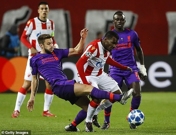 Liverpool thua sốc, Napoli và PSG tiếp tục cầm chân nhau - ảnh 2
