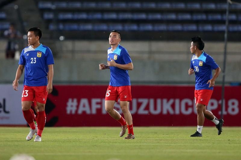 Thắng đậm Lào, Việt Nam khởi đầu mỹ mãn tại AFF Cup 2018 - ảnh 14