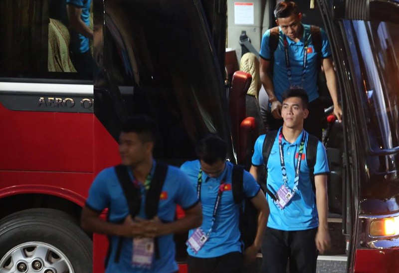Thắng đậm Lào, Việt Nam khởi đầu mỹ mãn tại AFF Cup 2018 - ảnh 20