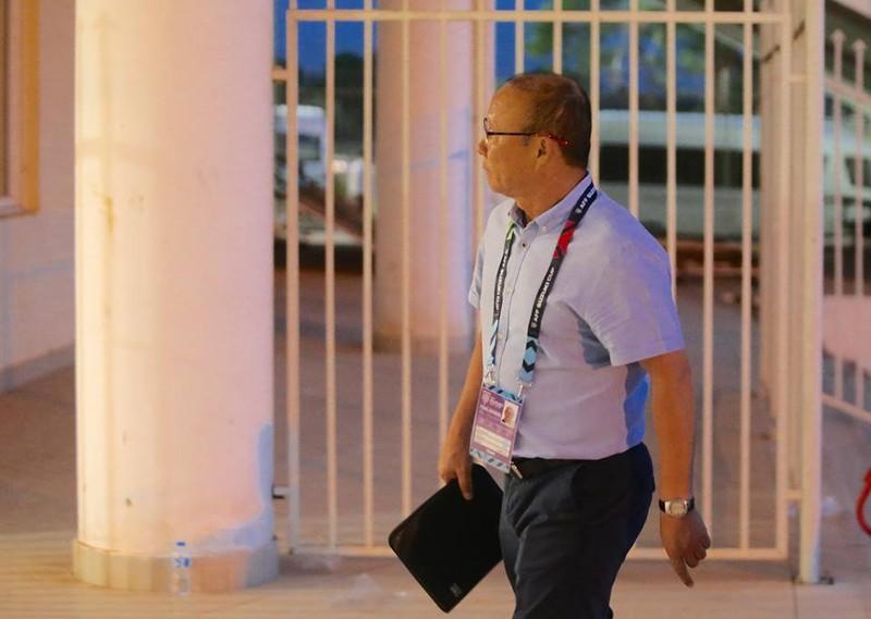 Thắng đậm Lào, Việt Nam khởi đầu mỹ mãn tại AFF Cup 2018 - ảnh 19