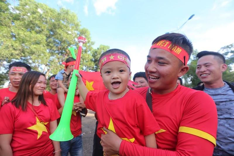 Thắng đậm Lào, Việt Nam khởi đầu mỹ mãn tại AFF Cup 2018 - ảnh 26