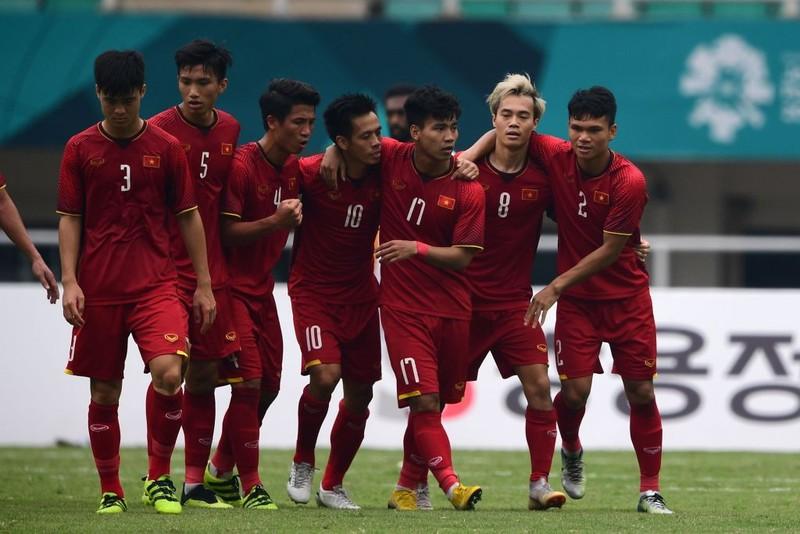 Thắng đậm Lào, Việt Nam khởi đầu mỹ mãn tại AFF Cup 2018 - ảnh 41